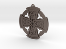 Celtic Cross in Stainless Steel
