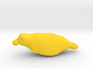 Duck in Yellow Strong & Flexible Polished