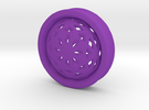 VORTEX2-45mm in Purple Strong & Flexible Polished