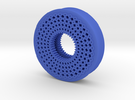 VORTEX7-42mm in Blue Strong & Flexible Polished
