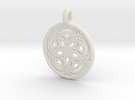 Carpo pendant in White Strong & Flexible