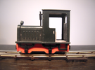 Egger Bahn 101 replacement chassis in Frosted Ultra Detail