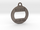 BEYONCE in Stainless Steel