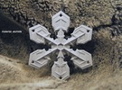 Large Snowflake Ornament (3.5