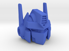 Combiner Wars Optimus Prime MP-10 Styled Head - L in Blue Strong & Flexible Polished