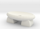 Soap Dish in White Strong & Flexible