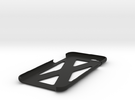 iPhone 6 HiLO X Case iPhone 6s in Black Strong & Flexible