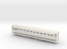 56ft 1st Class SI, New Zealand, (HO Scale, 1:87) in White Strong & Flexible