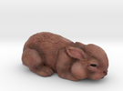 Bunny in Full Color Sandstone