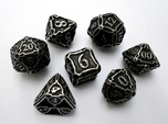 Dice Set with Decader