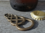 Celtic Knotwork Bottle Opener