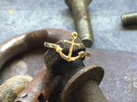 Troubled Waters Trio; Anchor Ring (CUSTOM SIZE)