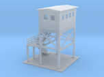 Track Side Tower Z Scale