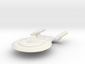 Johnson Class Cuiser in White Strong & Flexible