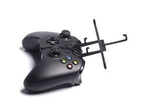 Xbox One controller & Huawei Ascend Mate7 Monarch in Black Strong & Flexible