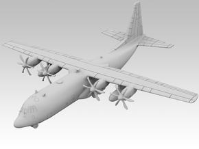 1:200 - C130J [Sprue & FUD] in Frosted Ultra Detail