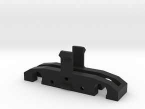 Replacement 2mm Dapol Passenger Unit Gear Train in Black Strong & Flexible