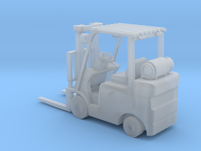 Mitsubishi FGC30N (N - 1:160) Forklift in Frosted Extreme Detail