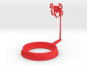 Spiderman in Red Strong & Flexible Polished