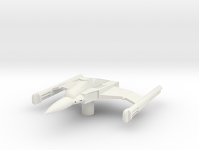 Starfighter 1/270 in White Strong & Flexible