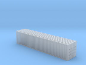 1/450 Container 40ftx1 in Frosted Ultra Detail