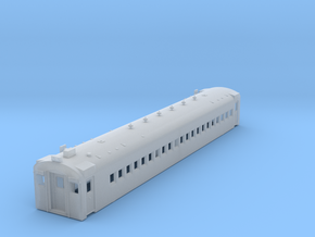 HO Scale CN CCF MU Motor Car Shell in Frosted Ultra Detail