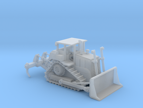 Caterpillar D7R XR Crawler Z Scale in Frosted Ultra Detail