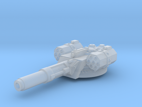 Irontank Medium Turret in Frosted Ultra Detail