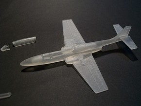 017A PZL TS-11 Iskra 1/144 in Frosted Ultra Detail