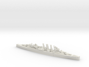 1/1800 HMAS Canberra [1942] in White Strong & Flexible