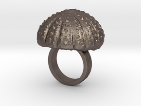 Urchin Statement Ring - US-Size 3 (14.05 mm) in Stainless Steel