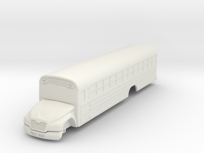 1-53rd Scale Main Body in White Strong & Flexible