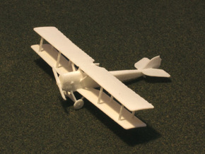 1/144 SIA 7B in White Strong & Flexible