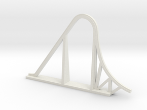 Indimidator 305 Roller Coaster in White Strong & Flexible