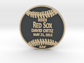 David Ortiz2 in Full Color Sandstone