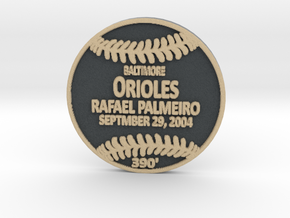 Rafael Palmeiro5 in Full Color Sandstone