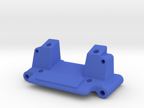 CUSTOM PRINT - LOSI front bulkhead JRX JRX-2 Buggy in Blue Strong & Flexible Polished