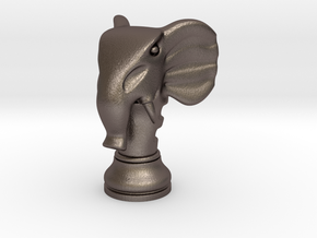 11Elephant Small Single in Stainless Steel