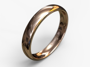 PA RingEasyCT12t08H3d16 in 14k Rose Gold