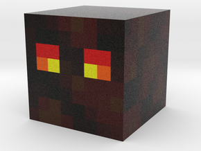 Magma Cube in Full Color Sandstone