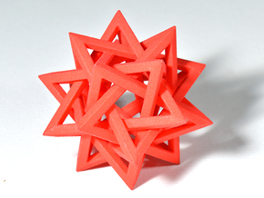 Five Tetrahedra (2