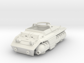 DW12 M20A1E3 Scout Car (1/48) in White Strong & Flexible
