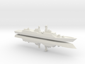 PLA[N] 054 x 2, 1/2400 in White Strong & Flexible