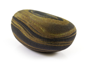 Mormon Seer Stone in Full Color Sandstone