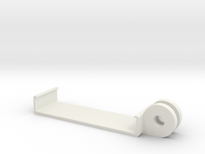 GoPro mount for iPhone 5 and 5s in White Strong & Flexible