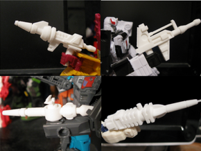 G1 Combiner Set: Volume One in White Strong & Flexible