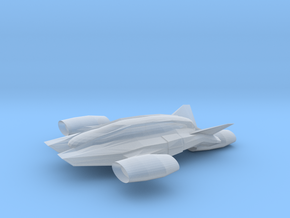Luxury VTOL in Frosted Ultra Detail