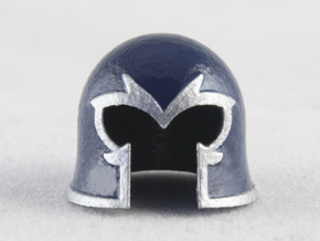 Magnet Helmet in Frosted Ultra Detail