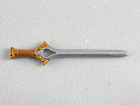 Falchion in Frosted Extreme Detail