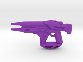 Telesto in Purple Strong & Flexible Polished